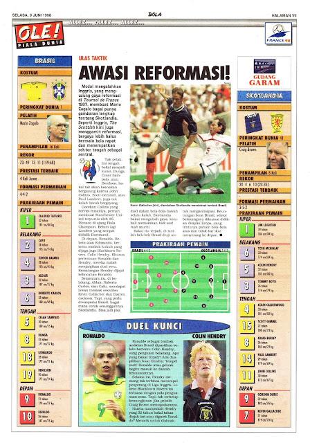 WORLD CUP 1998 BRASIL VS SKOTLANDIA