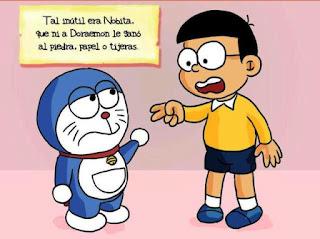 Gambar lucu Doraemon dan Nobita gratis