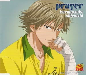 prayer shiraishi kuranosuke
