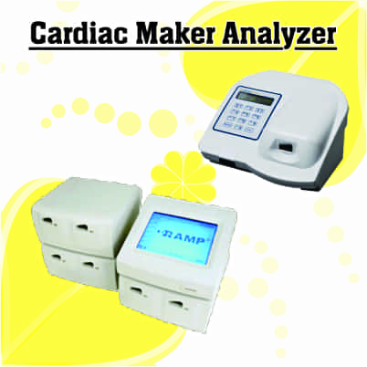 Jual Cardiac Marker Analyzer