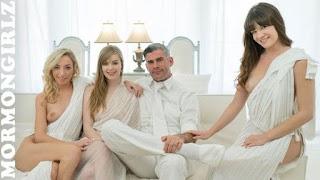 MormonGirlz – Alison,Dolly,Zoe – Alison Family Breeding แนวครอบครัว