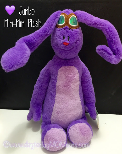 Kate & Mim mim large plush