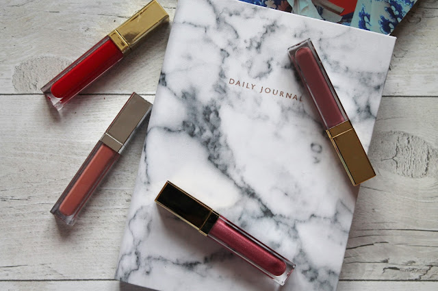 Gerard Cosmetics Lip Glosses
