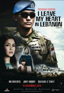 Download Film Pasukan Garuda: I Leave My Heart In Lebanon (2016) DVDRip