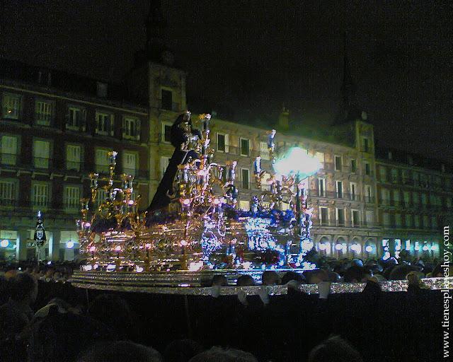 Procesiones Madrid