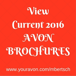 Avon Brochure January 2016