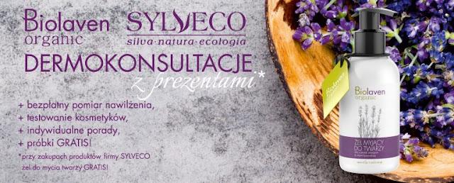 DERMOKONSULTACJE z prezentami z Sylveco. Sprawdź czy są w Twoim mieście. SIERPIEŃ