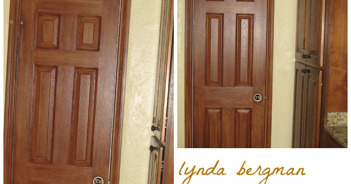 Lynda Bergman Decorative Artisan Gel Staining Old White