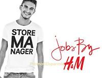 Logo Offerte di lavoro da H&M in cerca di Store Manager e non solo: candidati