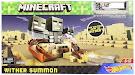 Minecraft Wither Summon Hot Wheels Playset Figure