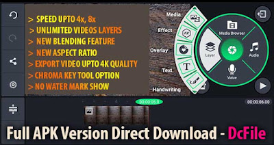 Download green kinemaster pro latest version