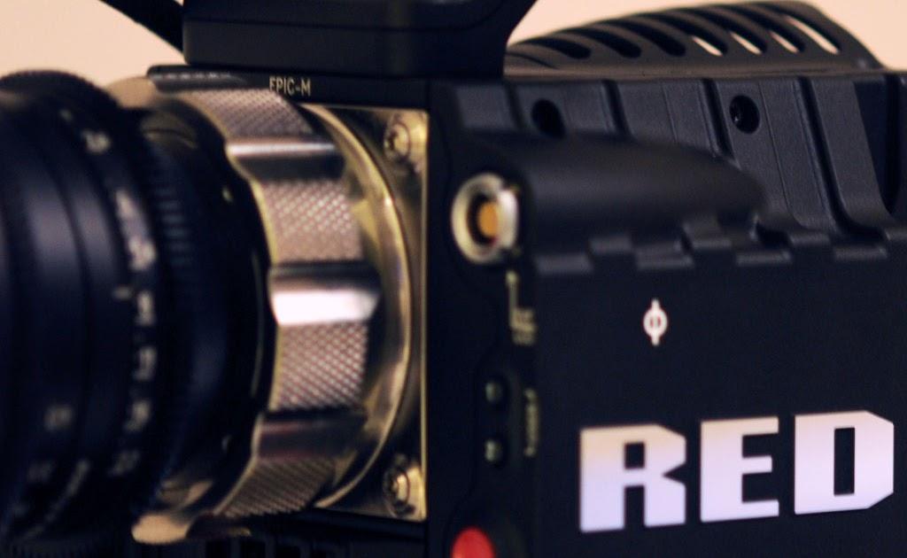 宏達數位影業: 全臺首部Red Epic攝影機