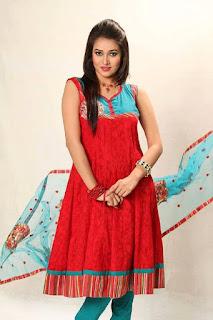 Naznin Akter Happy Bangladeshi Actress Smile Photos