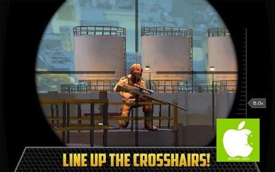 لعبة القنص الرائعة Kill Shot في أحدث إصداراتها (مهكرة) للأندرويد