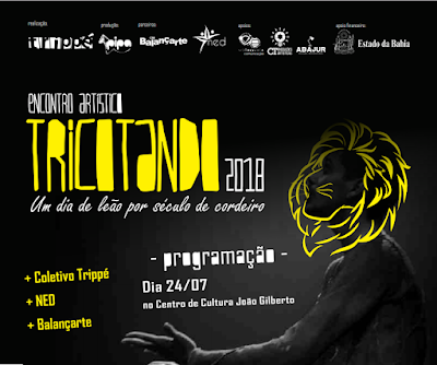 7ª edição do encontro de grupos Tricotando