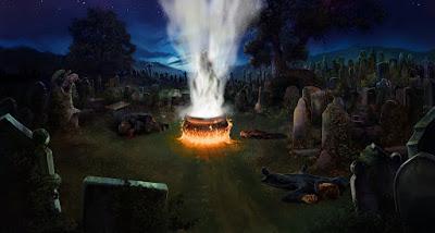 Il ritorno di Voldemort (Momento 1)