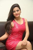 Shipra Gaur in Pink Short Micro Mini Tight Dress ~  Exclusive 058.JPG