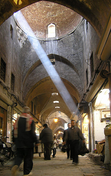 d7dd70a83 MEI Editor's Blog: The Fires in Souq al-Madina