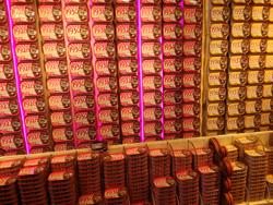 Latas de sardinas típicas de Lisboa. Teresa Rey.
