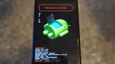 How To Recovery Mode On Asus ZenFone