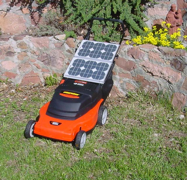 12 Innovative Lawn Mowers And Modern Lawn Mower Designs