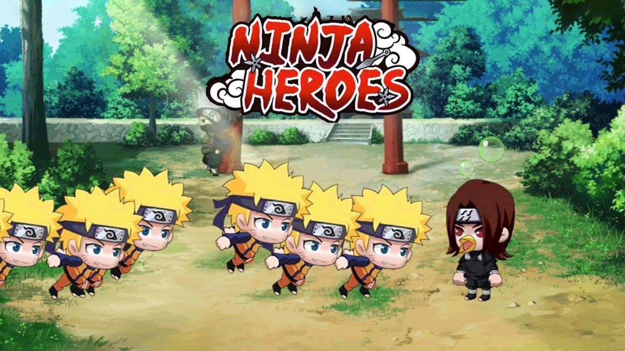 Download Ninja Heroes APK Mod Versi Terbaru