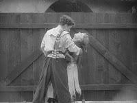 "Кадр из фильма Чарли Чаплина ""Пародия на Кармен"" / Burlesque on Carmen (1916) - 25"