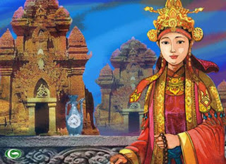 The Journey to Become the Queen of Chan Lap of Princess Ngoc Van 2