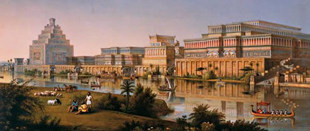 Babilonia y economia