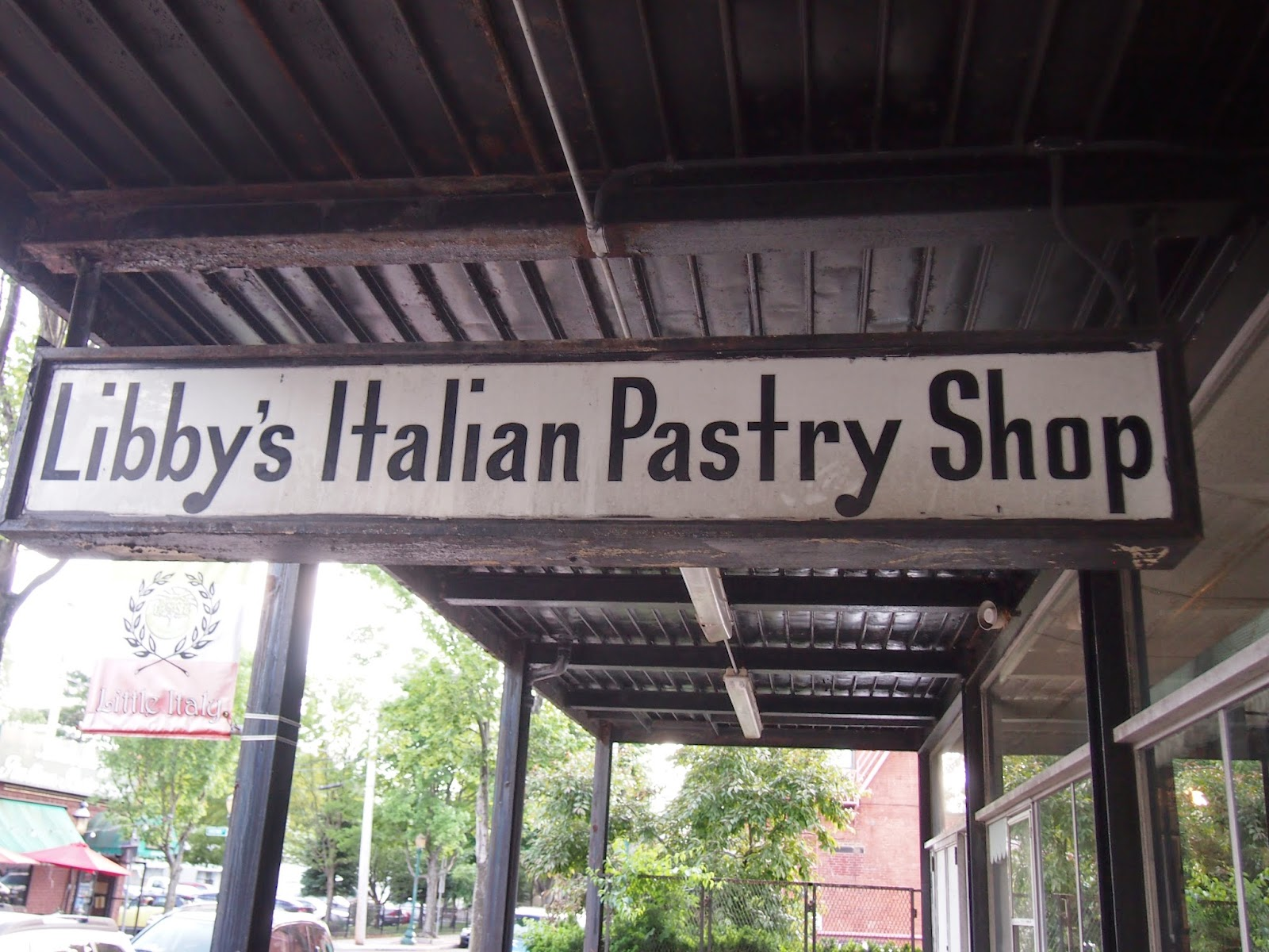 Libby's Italian pastry shop in new haven connecticut