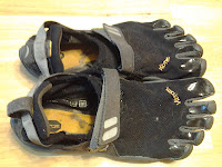 5 finger Vibram shoes