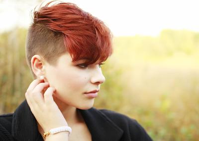 Peinados MODERNOS para mujer con pelo corto