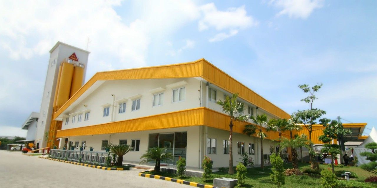 INFO Lowongan Kerja Ijazah SMA Operator PT Sika Indonesia Cileungsi - Bogor