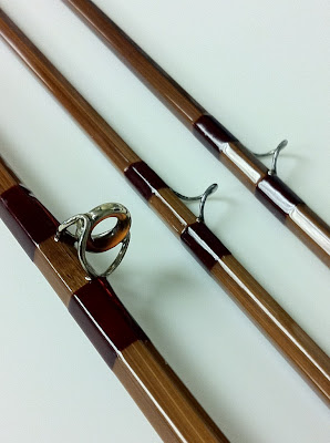 The Bamboo Fly Rod Maker S Widow Oyster Bamboo Fly Rods
