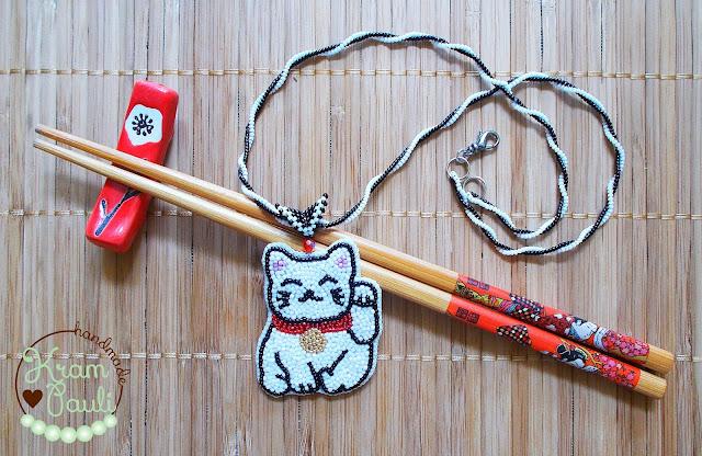 Maneki neko – kociak na szczęście :)