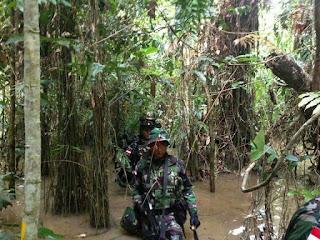 Patroli TNI AD