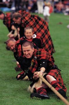 Schottland Tradition