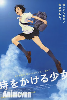 Cô Gái Vượt Thời Gian -The Girl Who Leapt Through Time - First Love 1996 2006 Poster