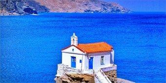 Cosa vedere sull'isola di Andros
