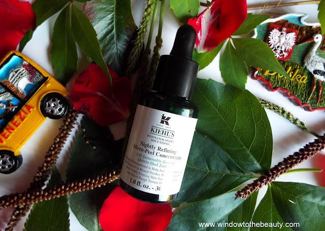Kiehl's serum recenzja