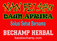 obat herbal-daun Afrika