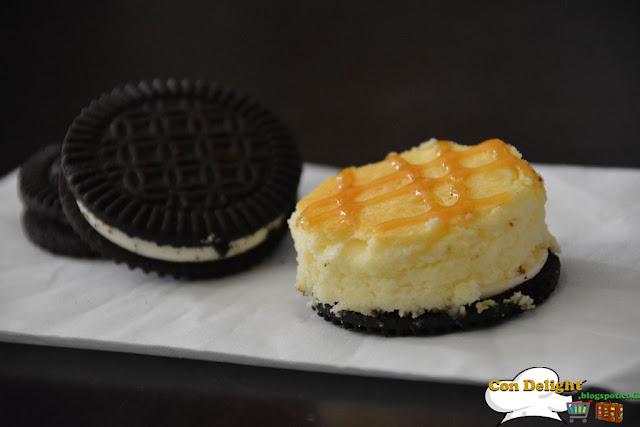 עוגות גבינה אישיות Mini cheesecake