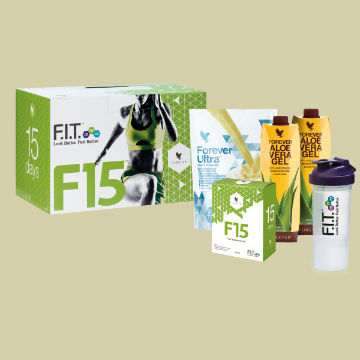 Форевър Ф.И.Т. 15 за средно напреднали - ванилия /Forever F.I.T. 15 intermediate - Vanilla/