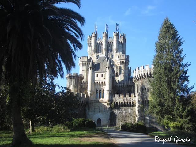 Castillo de Butrón en Gatika (Bizkaia)
