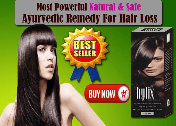 Natural Remedy for Hair Loss