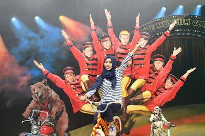 Info Hiburan di Jakarta: Alive Museum Ancol