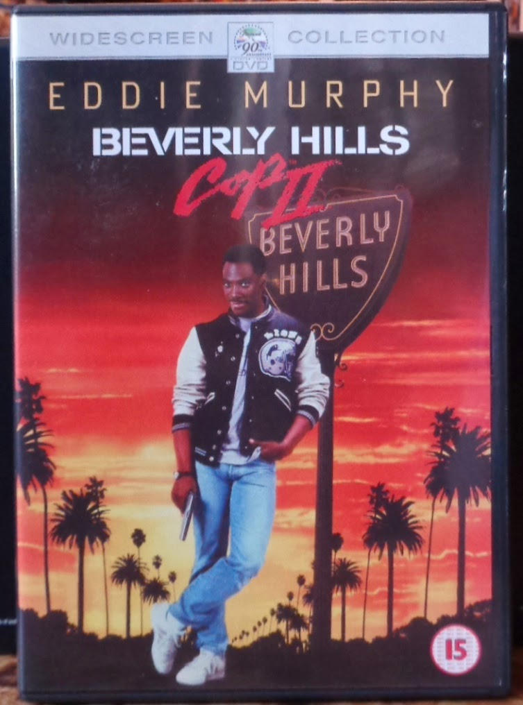 Movies On Dvd And Blu Ray Beverly Hills Cop Ii 1987
