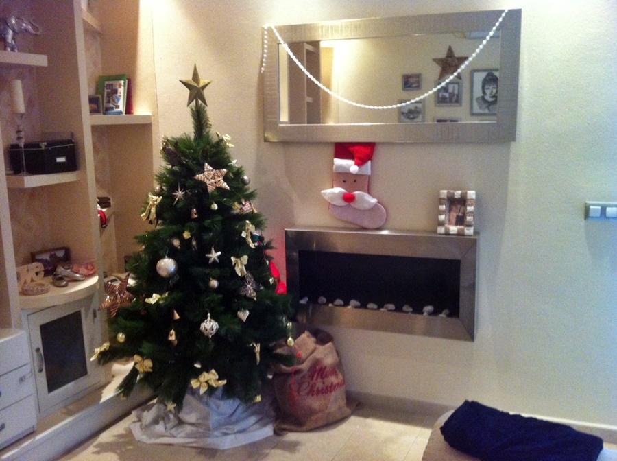 como decorar la casa en navidad si he de reconocerlo me pico el gusanillo y este ao no he podido esperar al puente de la constitucin para montar