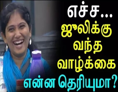 VJ Julie salary in Lakhs for 3 months