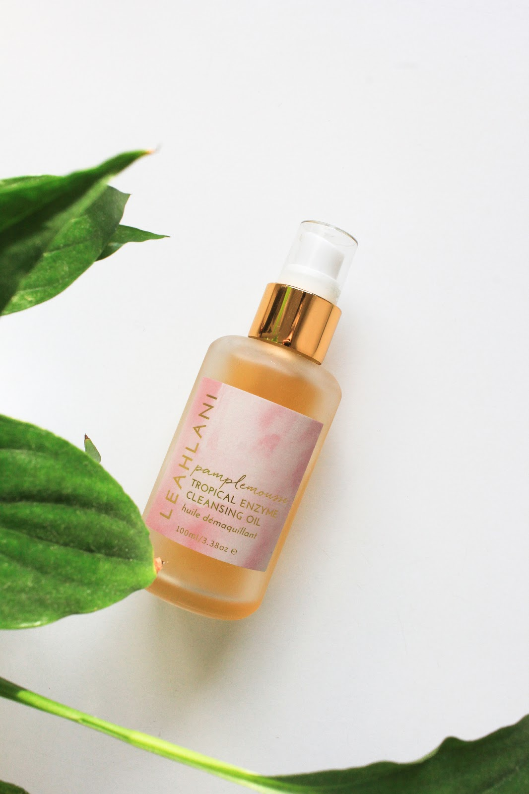 Leahlani Pamplemousse Tropical Enzyme Cleansing Oil